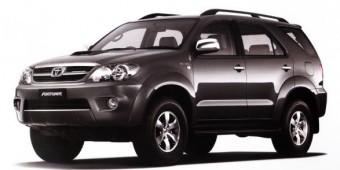 Thuê xe ô tô 7 chỗ – Toyota Fortuner
