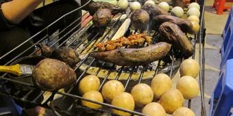 Thưởng thức các món Nướng tại Sapa