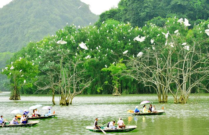 Tour du lịch Thung Nham – Ninh Bình, 1 ngày, Đoàn riêng