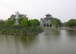 Chùa Cổ Bích Động – Tam Cốc – Nhà Thờ đá Phát Diệm, 1 ngày, đoàn riêng