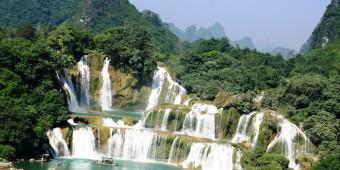 Hồ Ba Bể – Thác Bản Giốc – Hang Pắc Bó – Lạng Sơn 4 ngày 3 đêm