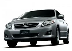 Giá thuê Xe ô tô Toyota Altis
