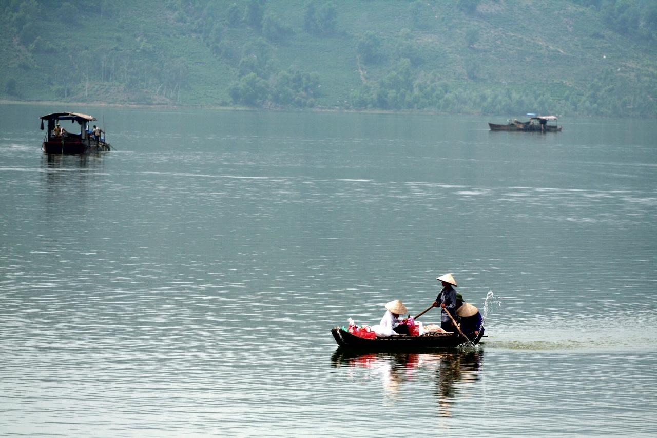 Tour du lịch Hồ Núi Cốc,1 ngày, đoàn riêng
