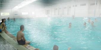 Mùa Đông về tắm suối khoáng nóng Kim Bôi