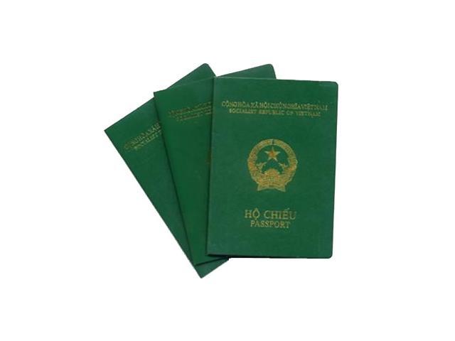 Cấp hộ chiếu online