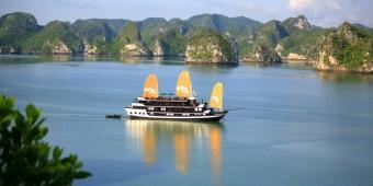 Tour du lịch Hạ Long – Cát Bà, 3 ngày/2 đêm, ngủ tầu + Khách sạn 3***