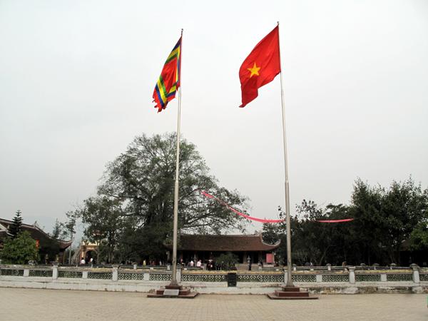 Đền Mẫu Âu Cơ – Hạ Hòa, Phú Thọ