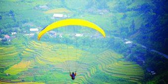 Vẻ đẹp đèo Khau Phạ- Mù Cang Chải
